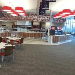 Bear Down University Dining Hall Layout Kitchen Design - Arizona Restaurant Supply, INC