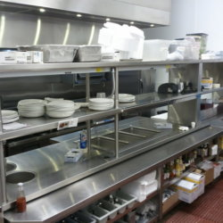 Casino Arizona Preperation Station Kitchen Design - Arizona Restaurant Supply, INC