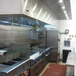 Casino Arizona Fry Station Kitchen Design - Arizona Restaurant Supply, INC