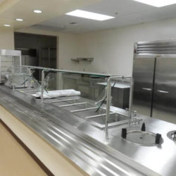 Twin Arrows Navajo Casino Resort Stainless Steel Equipment Kitchen Design - Arizona Restaurant Supply, INC