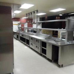 Twin Arrows Navajo Casino Resort Preparation Station View Kitchen Design - Arizona Restaurant Supply, INC