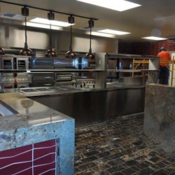 Twin Arrows Navajo Casino Resort Lighting Kitchen Design - Arizona Restaurant Supply, INC