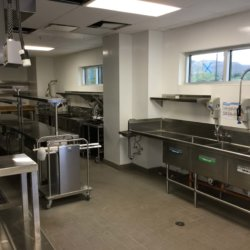 Cobre Valley Medical Washing Area Kitchen Design - Arizona Restaurant Supply, INC