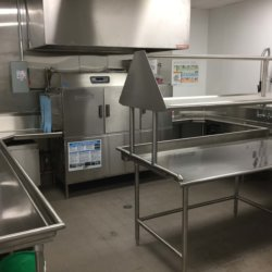 Cobre Valley Medical Steel Layout Kitchen Design - Arizona Restaurant Supply, INC
