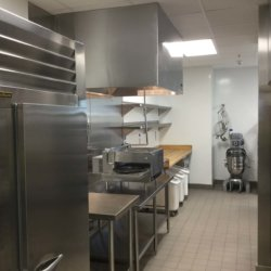 Cobre Valley Medical Cooking Area Kitchen Design - Arizona Restaurant Supply, INC
