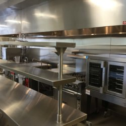Cobre Valley Medical Staff Serving Area Kitchen Design - Arizona Restaurant Supply, INC