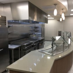 Cobre Valley Medical Counter Area Kitchen Design - Arizona Restaurant Supply, INC
