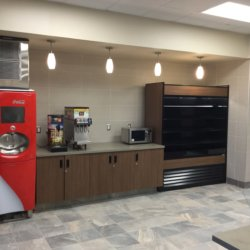 Cobre Valley Medical Refershment Area Kitchen Design - Arizona Restaurant Supply, INC