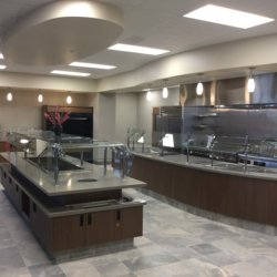 Cobre Valley Medical Kitchen Interior Design - Arizona Restaurant Supply, INC