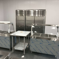 Frank Elementary Portable Salad Bar Kitchen Design - Arizona Restaurant Supply, INC