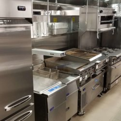 Hacienda Sisters Equipment layout Kitchen Design - Arizona Restaurant Supply, INC