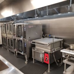 Riverside Elementary School Commerical Ovens Kitchen Design - Arizona Resturant Supply, INC