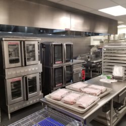 Riverside Elementary School Food Preperation Area Kitchen Design - Arizona Resturant Supply, INC
