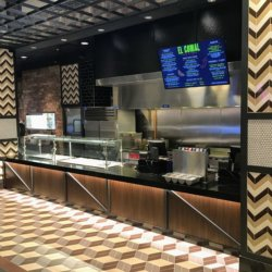 Soboba Casino Food Court Kitchen Design - Arizona Restaurant Design, INC