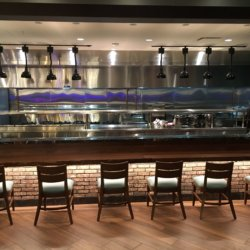 Soboba Casino Customer Seating Area Kitchen Design - Arizona Restaurant Design, INC
