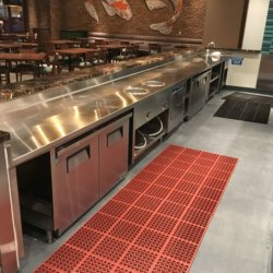 Soboba Casino Service Area Kitchen Design - Arizona Restaurant Design, INC