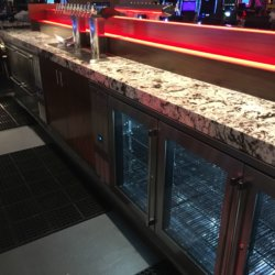 Soboba Casino Drink Refrigerators Kitchen Design - Arizona Restaurant Design, INC