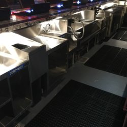 Soboba Casino Slot Machine Bar Kitchen Design - Arizona Restaurant Design, INC