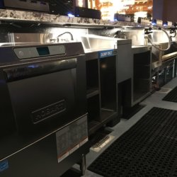 Soboba Casino Underbar Dish Washer Kitchen Design - Arizona Restaurant Design, INC