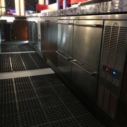 Soboba Casino Underbar Refridgeration Kitchen Design - Arizona Restaurant Design, INC