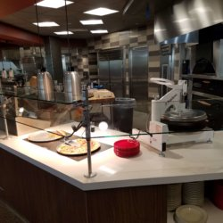 Arizona State University Pizza Bar Buffet Kitchen Design - Arizona Resturant Supply, INC