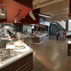 Arizona State University Large Food Court Kitchen Design - Arizona Resturant Supply, INC