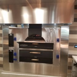 Arizona State University Commerical Pizza Oven Kitchen Design - Arizona Resturant Supply, INC