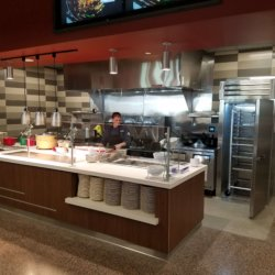 Arizona State University Asian Food Buffet Kitchen Design - Arizona Resturant Supply, INC