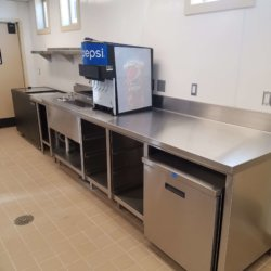 Touchmark Clubhouses Soda Fountain Kitchen Equipment - Arizona Restaurant Supply, INC