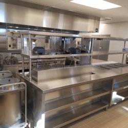 Touchmark Clubhouses Preperation Station Kitchen Equipment - Arizona Restaurant Supply, INC