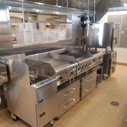 Touchmark Clubhouses Grill and Fryer Kitchen Equipment - Arizona Restaurant Supply, INC
