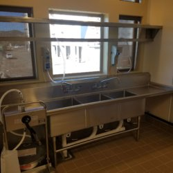 Touchmark Clubhouses Washing Station Kitchen Equipment - Arizona Restaurant Supply, INC