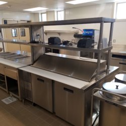 Touchmark Clubhouses Warming Station Kitchen Equipment - Arizona Restaurant Supply, INC