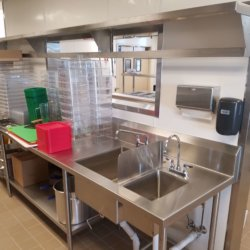 Touchmark Clubhouses Sinks Kitchen Equipment - Arizona Restaurant Supply, INC
