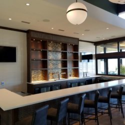 Trilogy At Verde River Sitting Area Kitchen Design - Arizona Restaurant Supply, INC