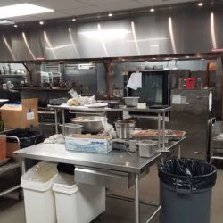 University of Arizona Kitchen Layout Design - Arizona Resturant Supply, INC