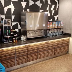 University of Arizona Coffee Bar Kitchen Design - Arizona Resturant Supply, INC