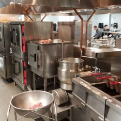 University of Arizona Commercial Kitchen Equipment Design - Arizona Resturant Supply, INC